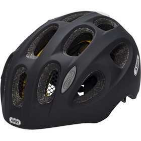 ABUS Youn-I MIPS Cykelhjelm Børn, velvet black